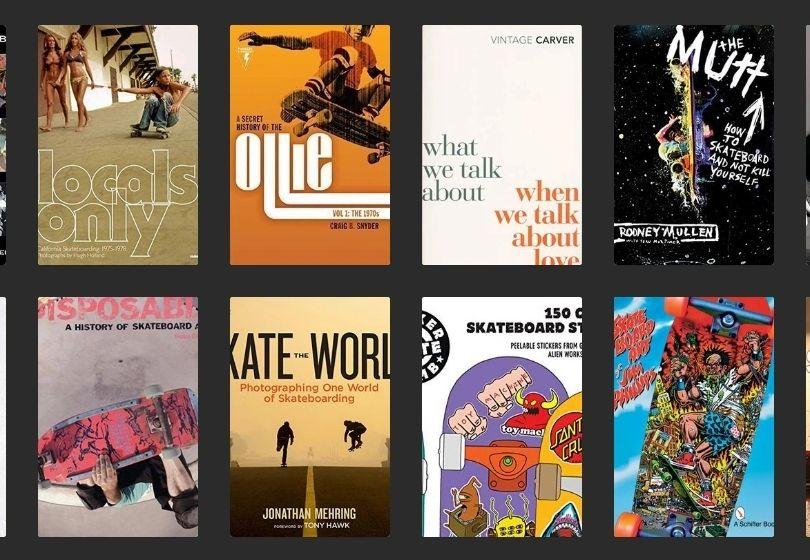 Libri sullo skateboarding da leggere