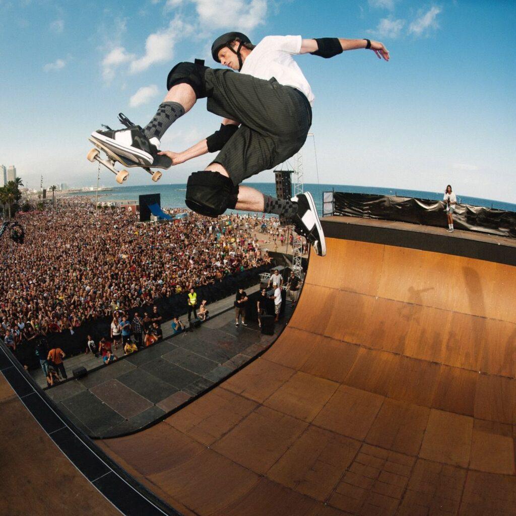 Tony Hawk, xGames, Skateboarding