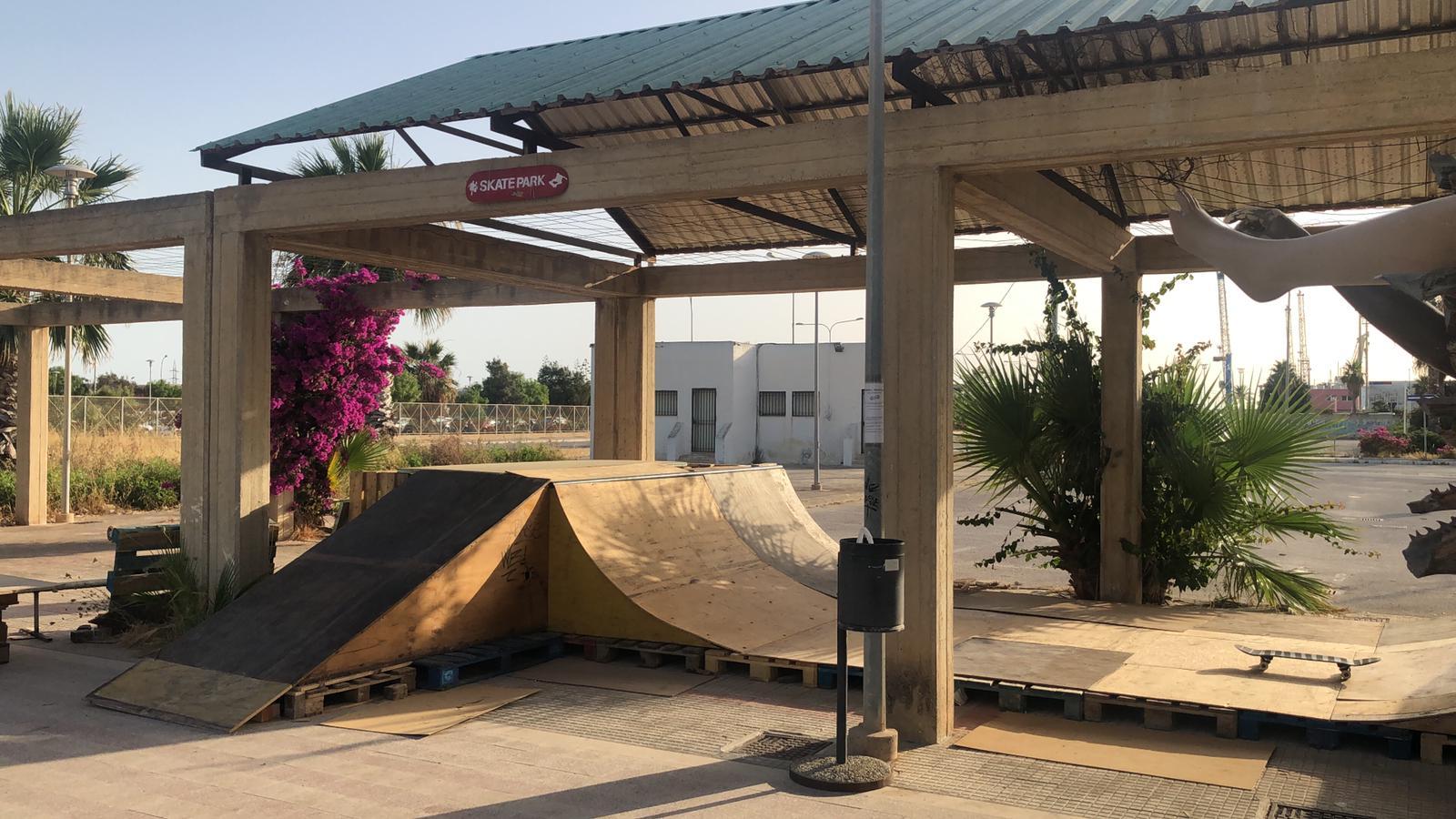 Trapani Terminal Skate Park