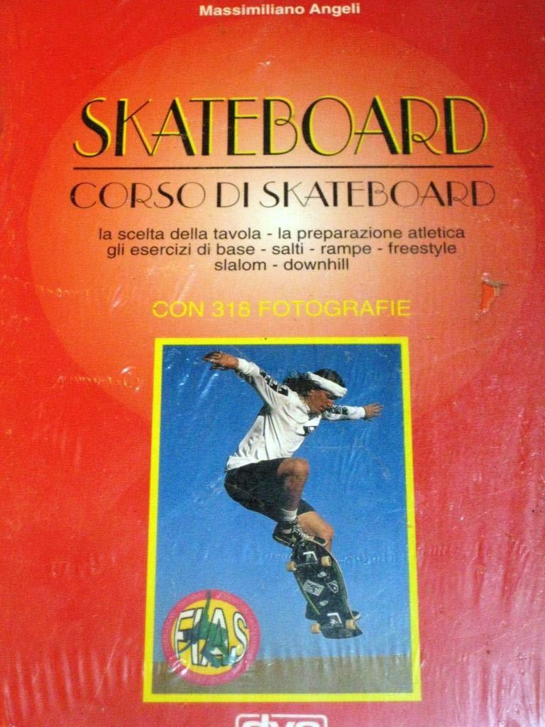 Corso di skateboard