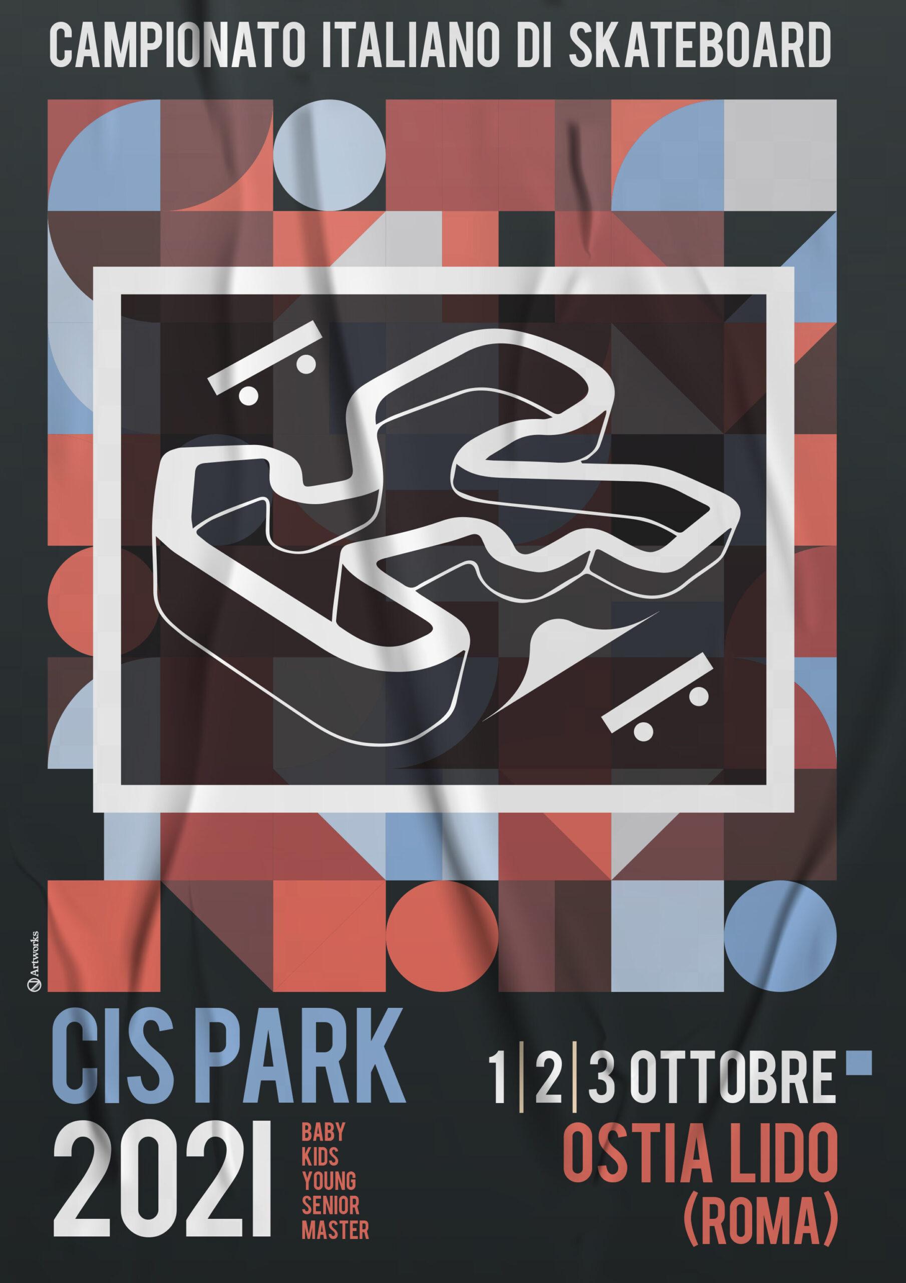Campionato Italiano Skateboarding 2021 Park