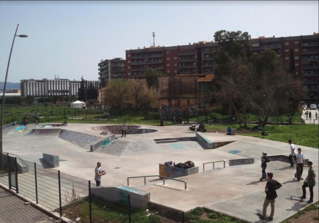 Skatepark Chinatown