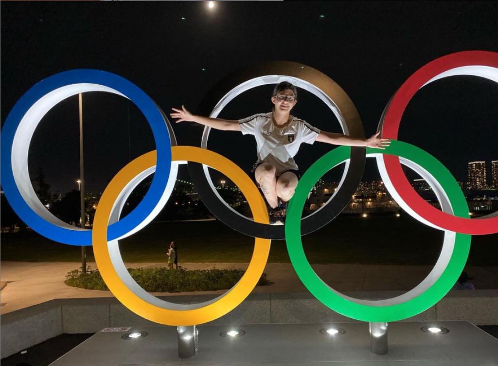 Asia Lanzi Olimpiadi