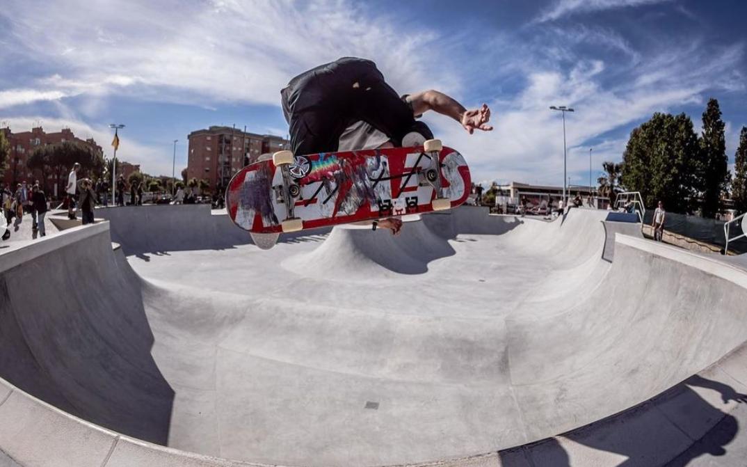 The Spot Skatepark Bowl