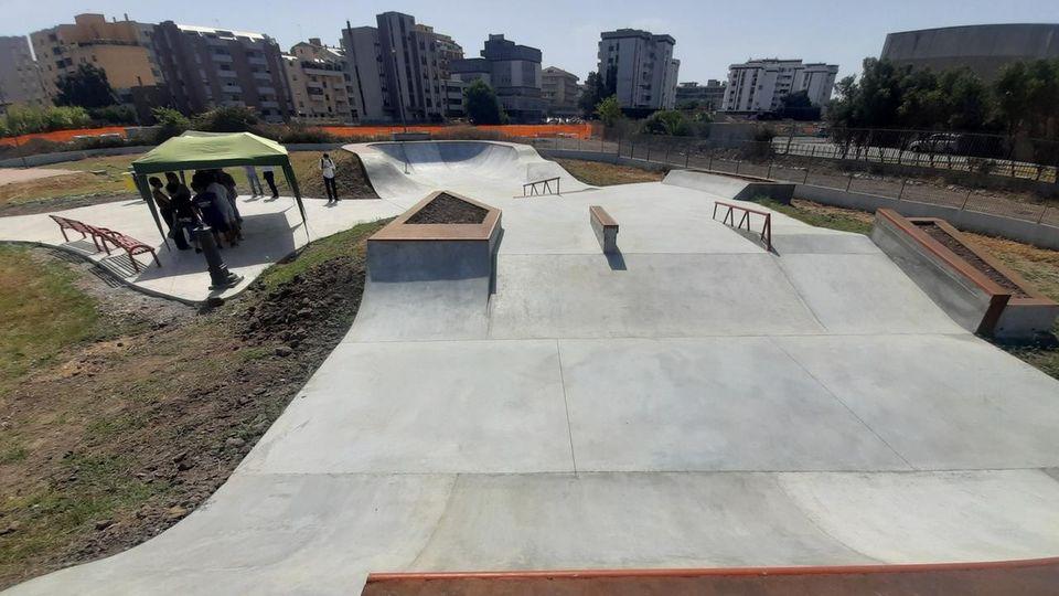 Skatepark Oristano