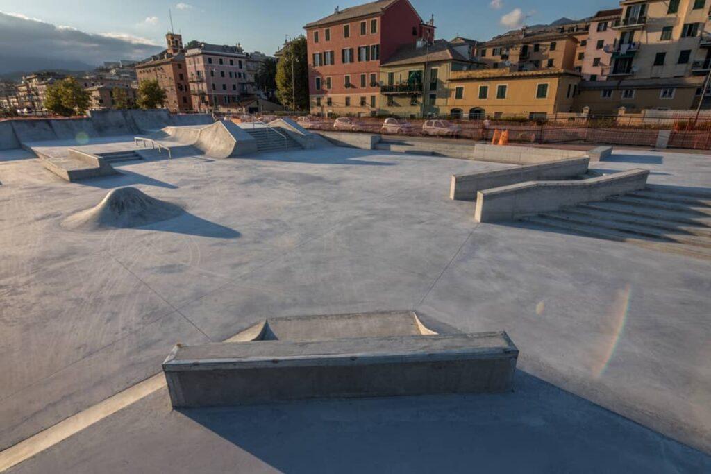 Skatepark Pra
