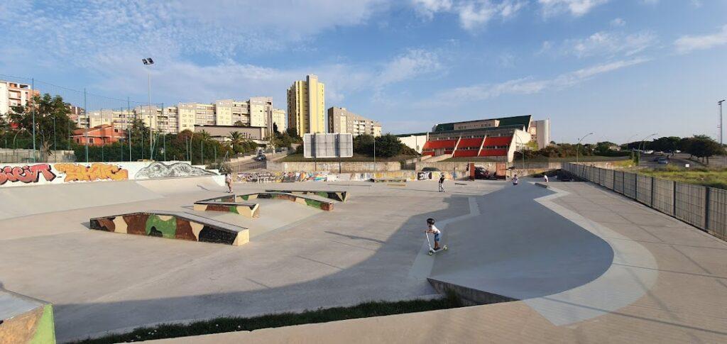 Skatepark Sassai- Alpark
