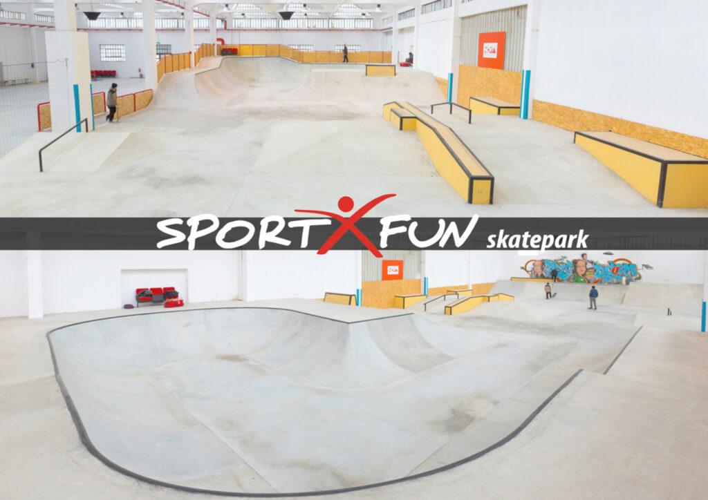 Skatepark Sport X Fun