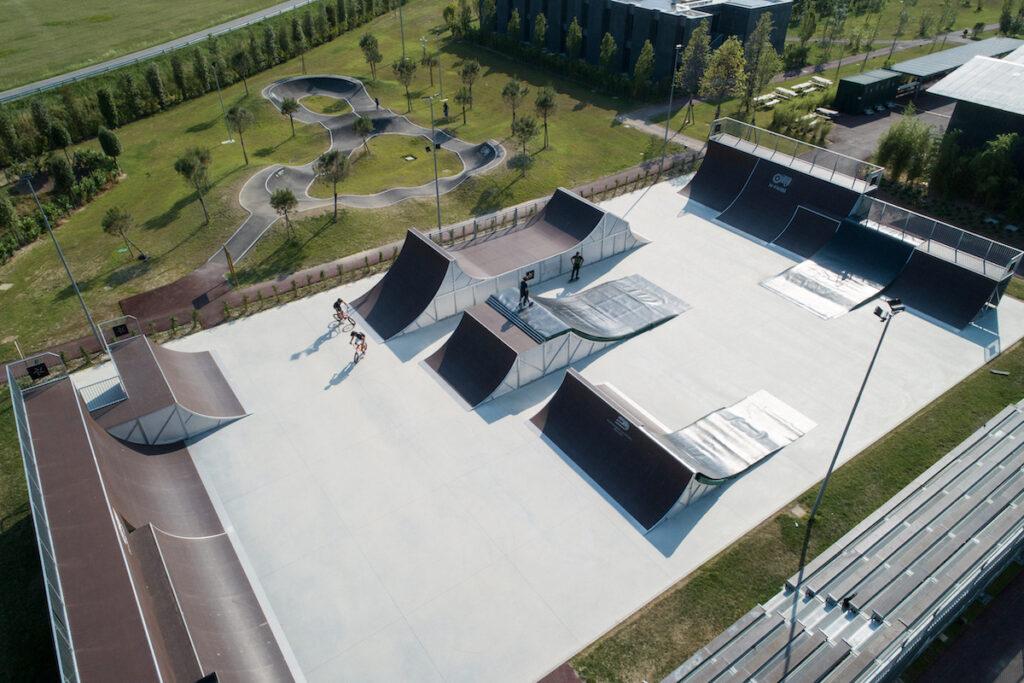 H Farm Skatepark