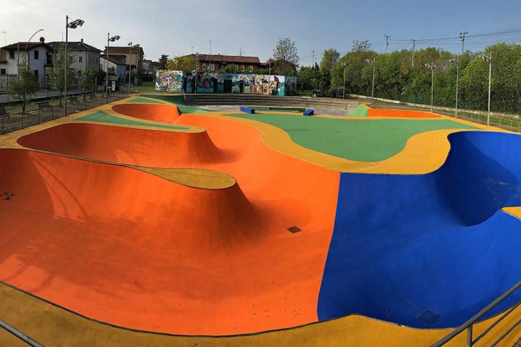Skatepark Flyzone
