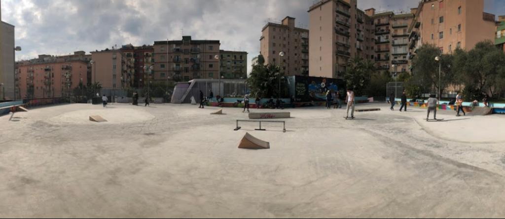 Skatepark Montedonzelli